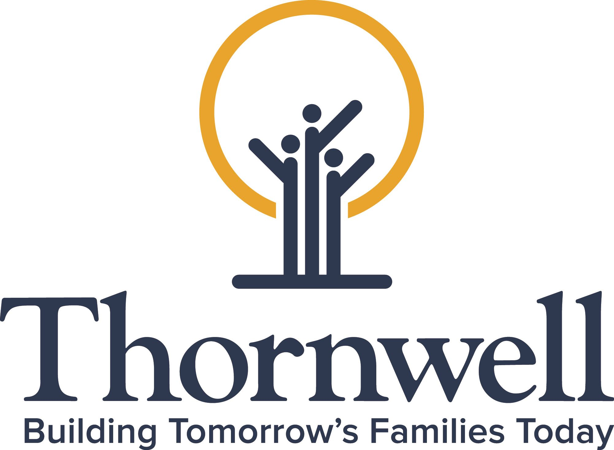 Thornwell_logo_vertical_blue_gold