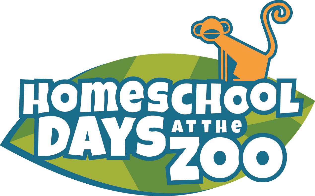 Homeschool Days at the Zoo Logo