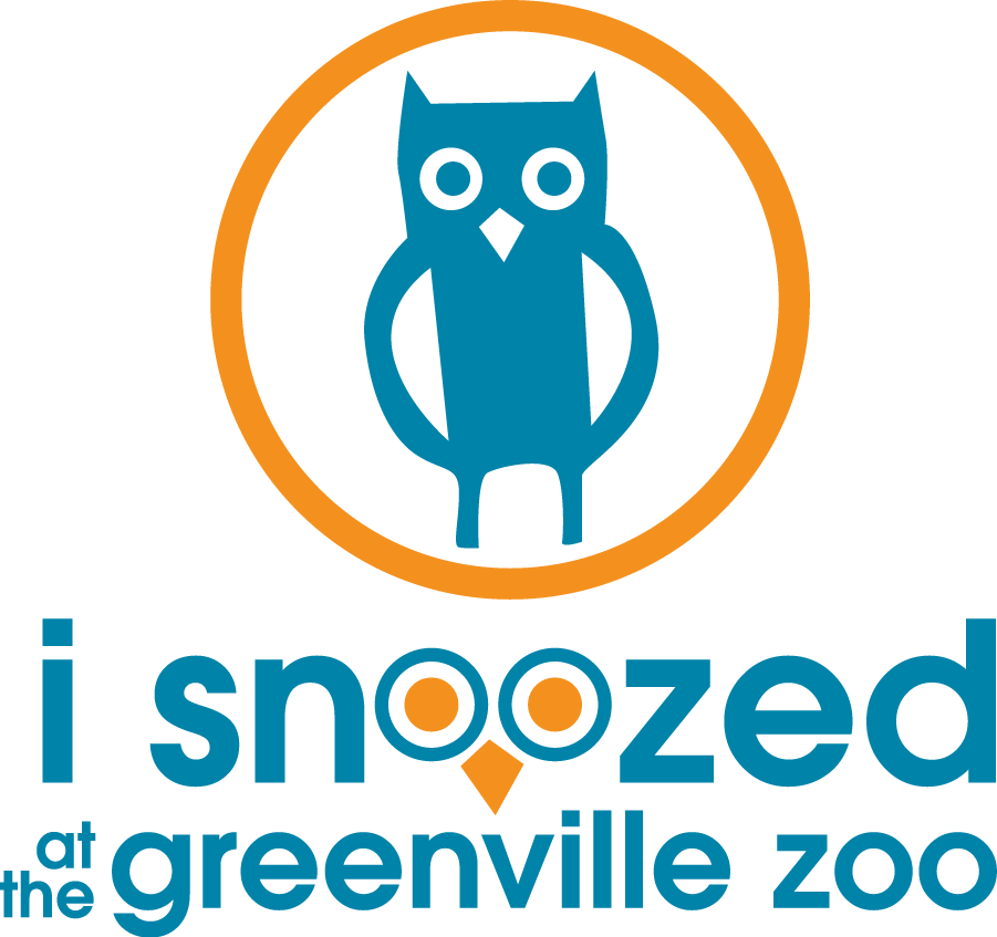 I Snoozed at the Greenville Zoo