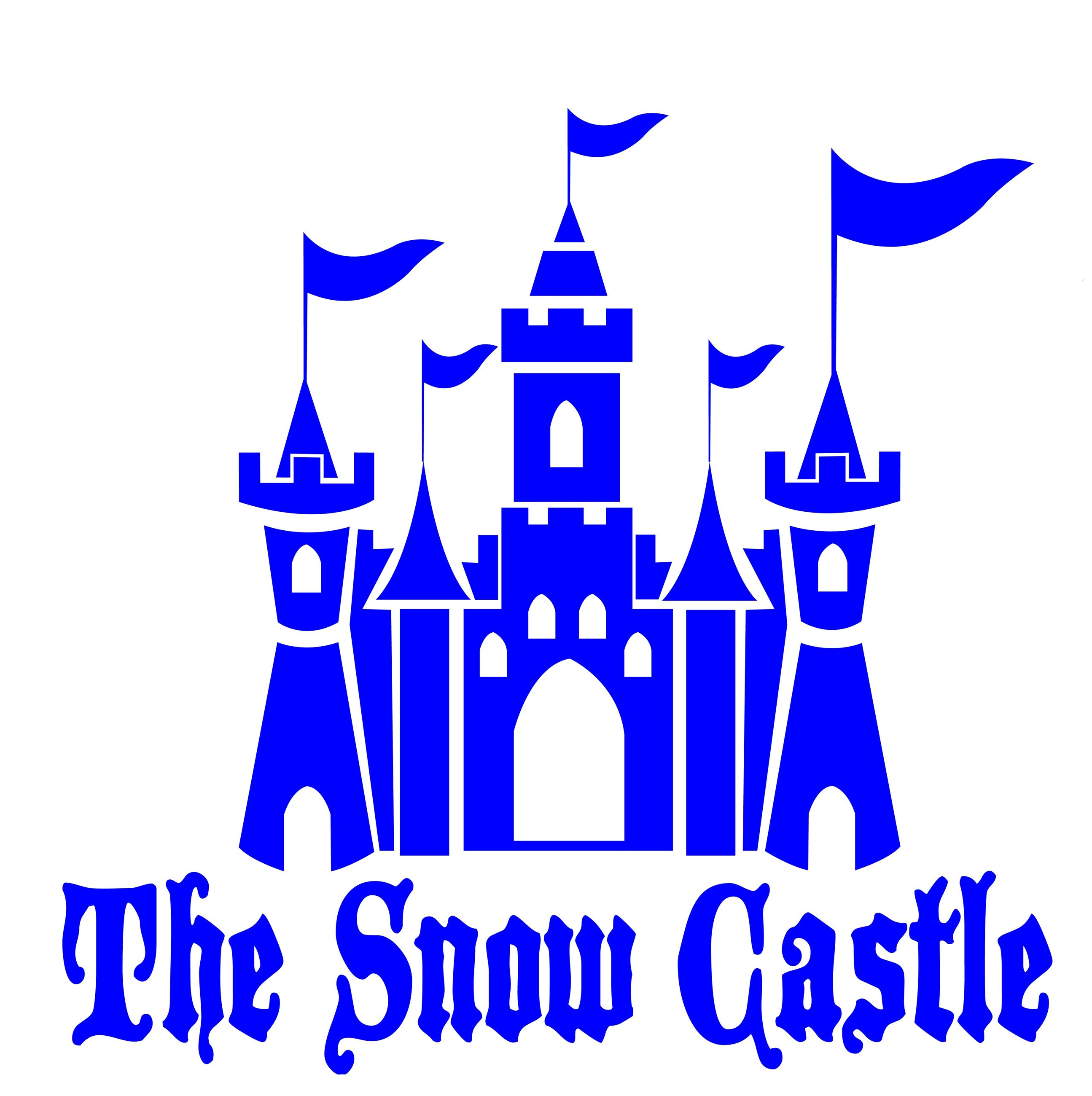 The Snow Castle Sign